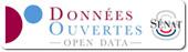 Open Data : données ouvertes du Sénat - Nouvelle fenêtre